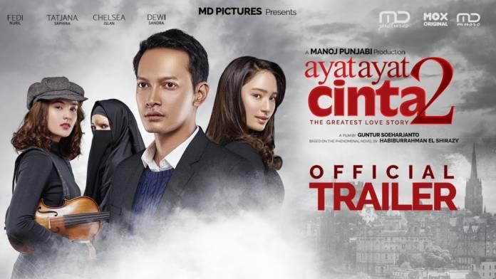 Film Ayat-Ayat Cinta 2 termasuk film yang ditunggu-tunggu oleh banyak pecinta film Indonesia