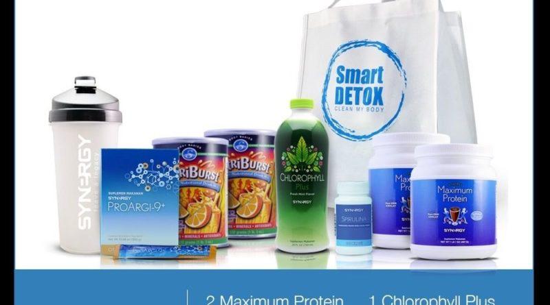 full pack smart detox