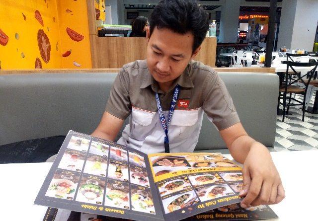 Restoran Enak Chop Buntut di Mall Artha Gading Jakarta Utara