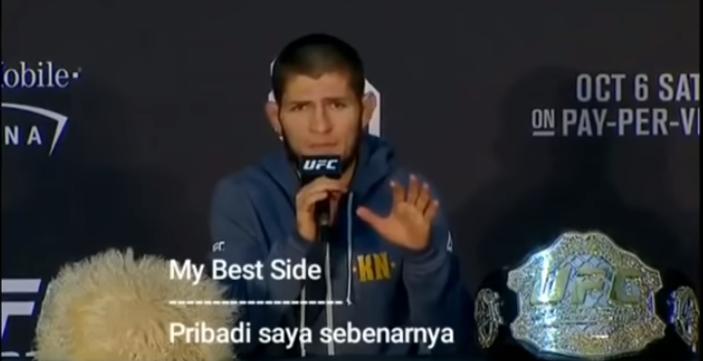 Ini Dia Penyebab Khabib Mengamuk Setelah Pertandingan UFC 229