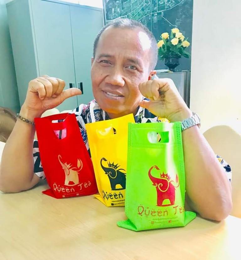 Ini Dia Jajanan Thai Tea Dengan Kemasan Unik Queen Tea Premium