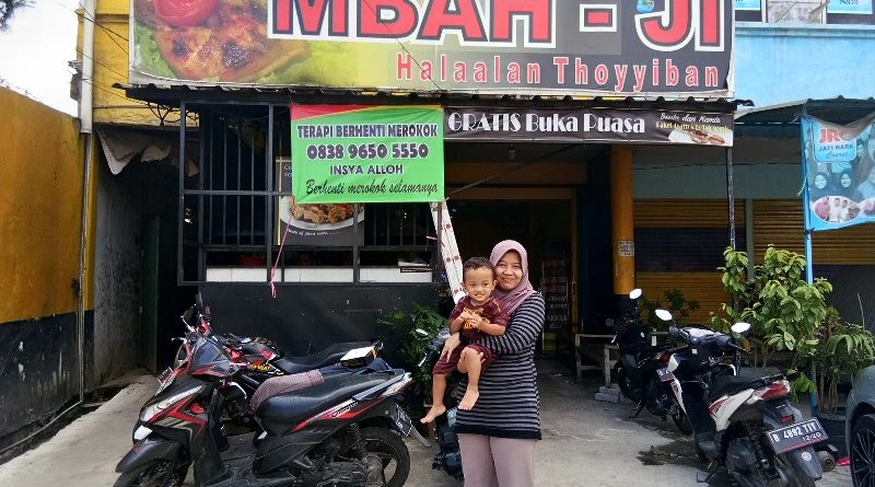Restoran Enak dan Unik Mbah Ji di Penggilingan Jakarta Timur