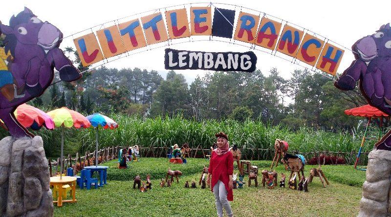 Update Wahana Baru De Ranch Lembang Bandung 2019